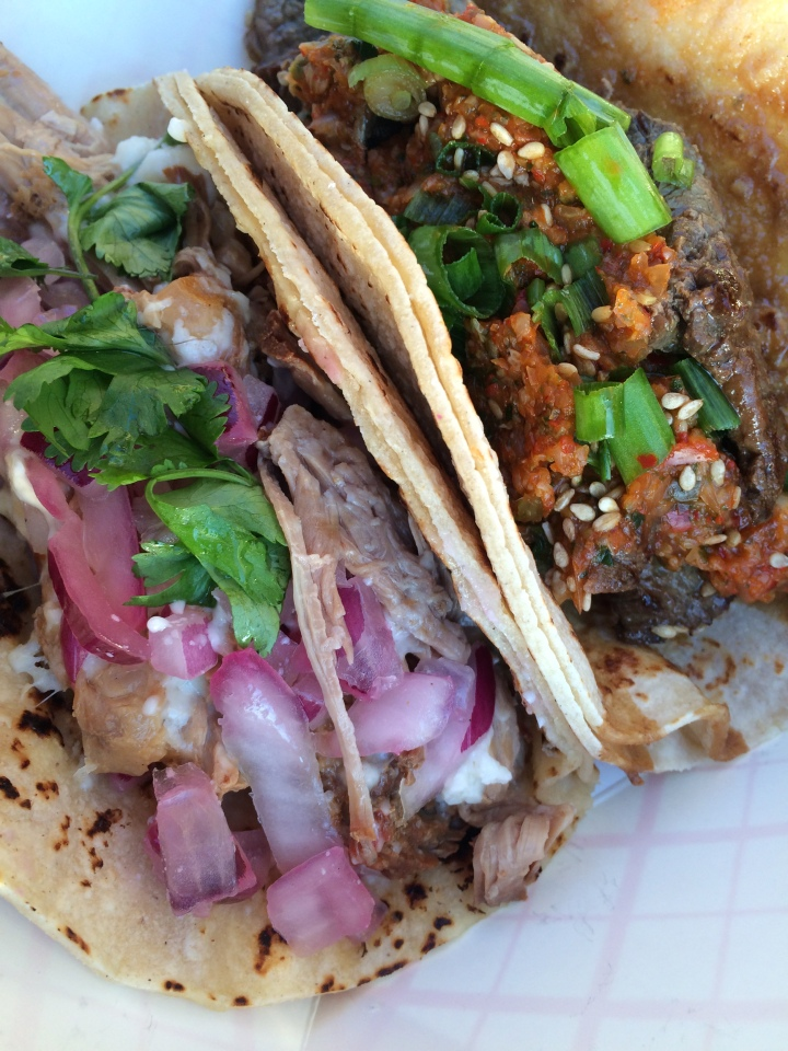 The Pittsburgh Food Diaries: Pittsburgh Taco Truck & Round Corner Cantina.